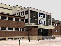 Nový IDEON, pardubické výstavní a společenské centrum