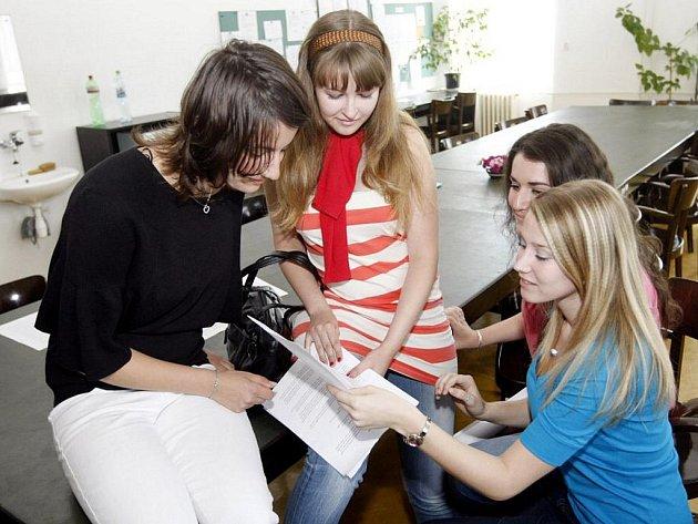 Proti stěhování školy se studenti pardubické obchodky ohradili v dopise hejtmanovi
