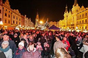 Česko zpívá koledy - Pardubice