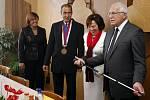 Prezidentská návštěva v Proseči