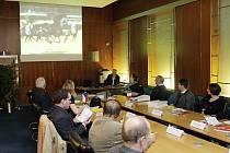Italská delegace z provincie Di Brindisi navštívila Pardubický kraj.