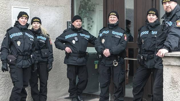 Novou služebnu dukelských strážníků najdete nyní na Chrudimské ulici.