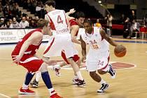 ČEZ Basketball Nymburk – Crvena Zvezda Bělěhrad 60:65