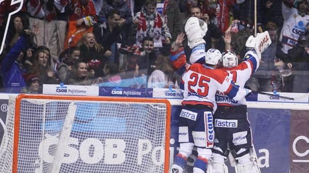 Pardubice přehrály v play-out Litvínov