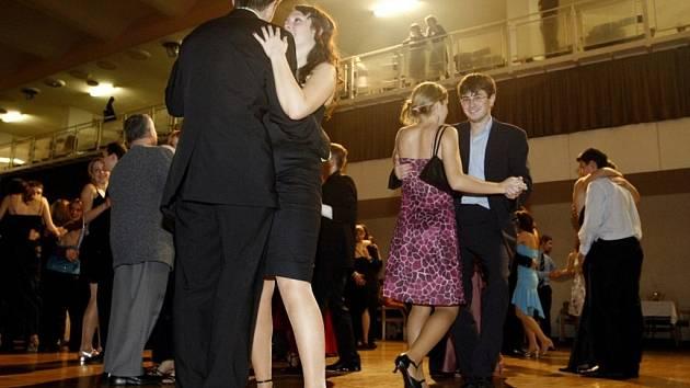 Absolventský ples gymnázia