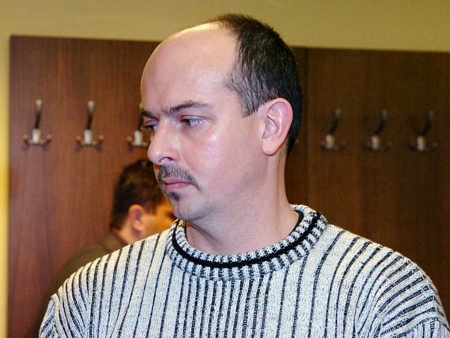Obžalovaný Jaroslav Baldrych