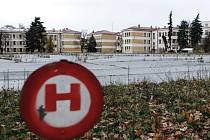Bývalá kasárna T. G. Masaryka by mohla být sídlem budoucí pardubické nemocnice.