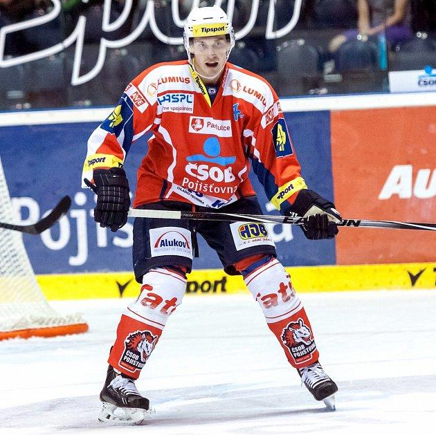 Do hokejových Pardubic se vrací Tomáš Mojžíš.