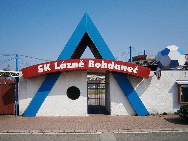 Stadion SK Lázně Bohdaneč