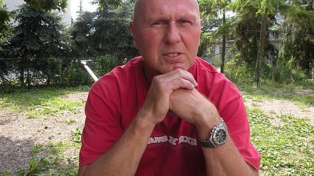 Trenér Josef Krupička