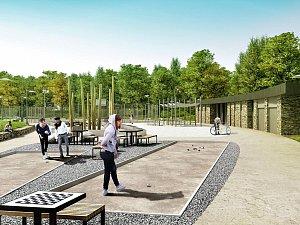Pravý břeh řeky Labe v Polabinách by měl zůstat místem pro odpočinek