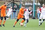 Fotbalová příprava: FK Pardubice - TJ Sokol Živanice.