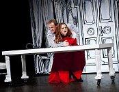 Kiss Me, Kate. Slavný americký komediální muzikál jako divadlo na divadle