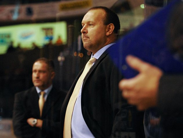 Asistent trenéra Ladislav Lubina