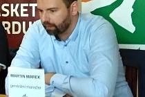 Pardubický generální manažer Martin Marek převzal dozor nad budováním českého jádra.