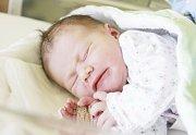 ELLA KLUKOVÁ se narodila  na Hromnice ve 22 hodin a 3 minuty. Vážila 3140 gramů a měřila 47 centimetrů. Na malou Ellu  se těší  doma v Pardubicích tatínek Tomáš, jenž podpořil maminku Kateřinu u porodu.