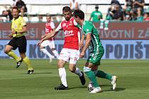 Pardubický záložník si v tomto ročníku zahrál už podruhé proti Bohemians. Po prvoligovém utkání nastoupil za rezervu v ČFL.