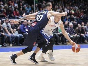 Basketbal Česká republika - Francie
