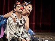 Zahájení XVII. Grand Festivalu smíchu ve Východočeském divadle v Pardubicích.