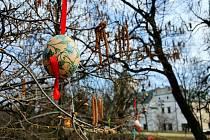 Na valech pardubického zámku si můžete zahrát Velikonoční šipkovanou nebo Zámeckou stopovačku.