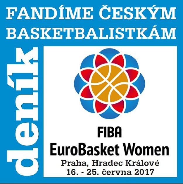 Fandíme českým basketbalistkám.