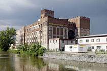 Automatické mlýny Pardubice.