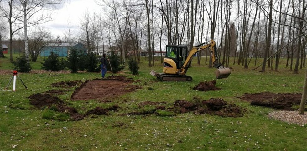 Na Špici bude nové workoutové hřiště.
