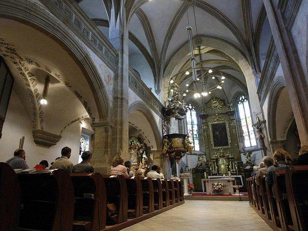 Kostel svatého Bartoloměje v Pardubicích