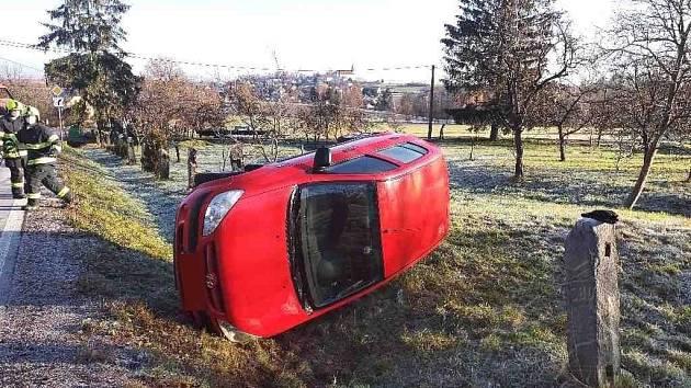 Nehoda u Včelákova