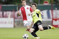 Pardubice - Slavia 5:1