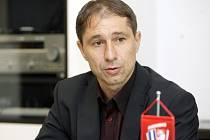 Sportovní manažer Vít Zavřel