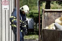 V bývalé hospodě na Svítkově bouchl plyn