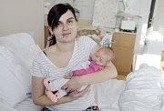 JENIFFER VANESSA TITTLOVÁ. Narodila se 9. ledna ve 14.41 hodin Elišce a Lukášovi z  Pardubic. Měřila 47 centimetrů a vážila 2050 gramů. Má dvouapůlletého bratra Samuela.