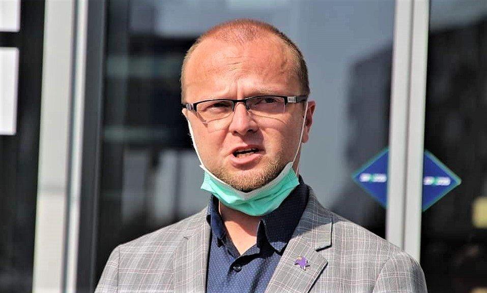 Hejtman Pardubického hraje - Martin Netolický