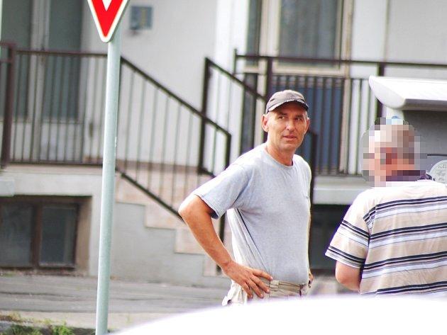 Podvodník v akci - srpen 2008