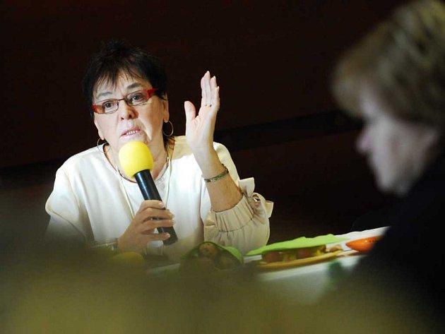 Psycholožka Lidmila Pekařová