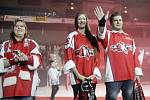 Hokejový galavečer v Pradubicích oslavoval 90 let od založení pardubického hokeje a 40 let od zisku prvního titulu.