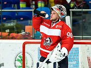 Přátelský zápas mezi Avtomobilist Jekatěriburg a HC Dynamo Pardubice byl předčasně ukončen 3 minuty a 8 sekund před koncem 1. třetiny pro vážné zranění hráče Jekatěrinburgu Artyoma Gareyeva.