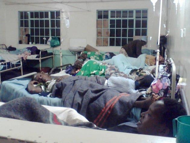 Nemocnice v Itibo