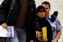 Barbora Škrlová údajně v doprovodu bývalého dramaturga pardubického divadla Martina Fahrnera