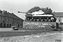 V roce 1968 se ze symbolu osvobození stal znak okupantů.