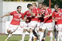 FK Pardubice - Dynamo České Budějovice 1:1