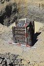 Nález studny v místě budoucí dálnice D35