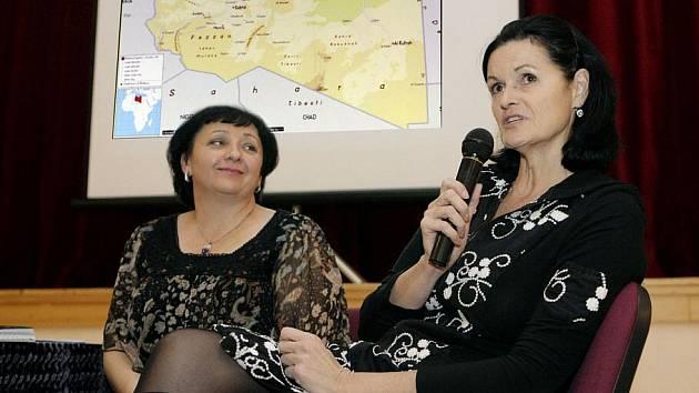 Renata Jetmarová v Sezemickém domě