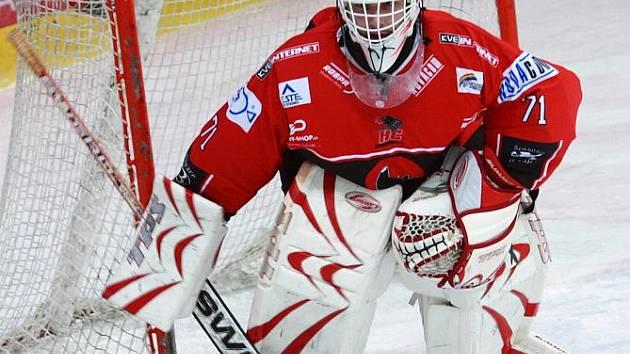 Závodní hokejová Pardubice - Ilustrační foto