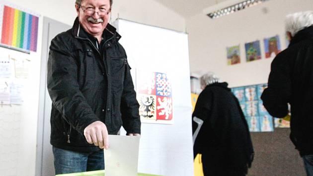 Vladimír Martinec u prezidentských voleb