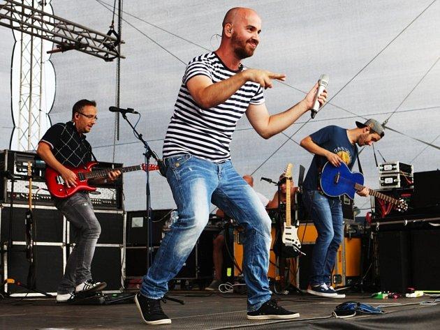 Festival České hrady 2015 - No Name