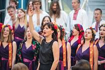 Závěrečný koncert národů festivalu IFAS 2018.
