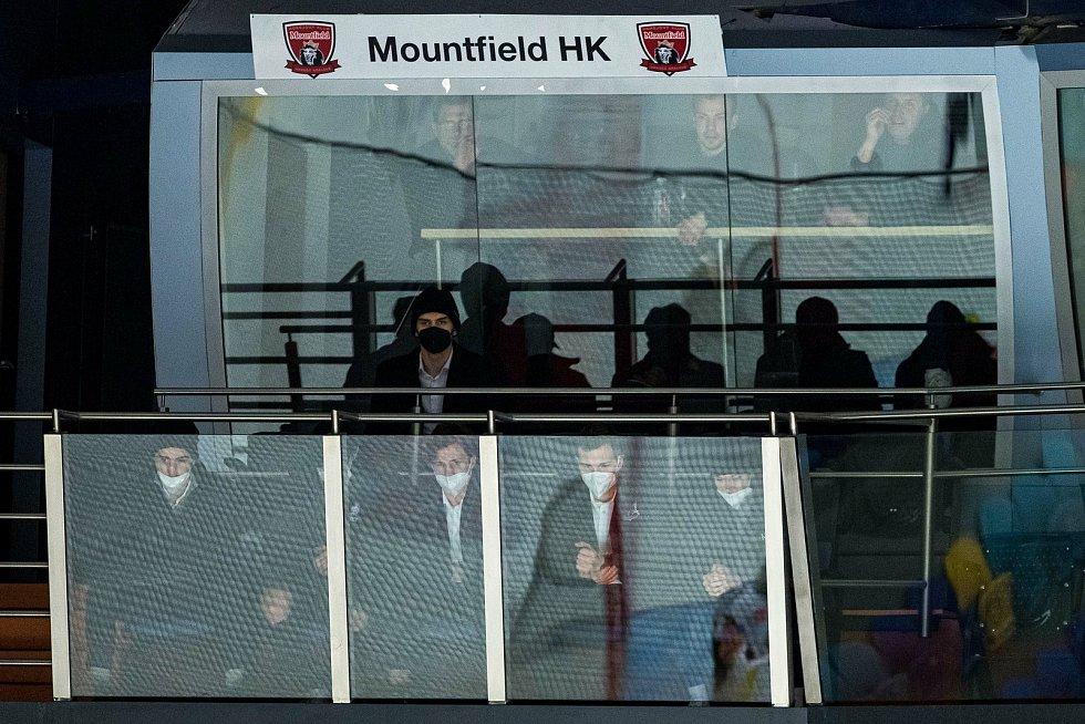 Mountfield HK vs. Litvínov