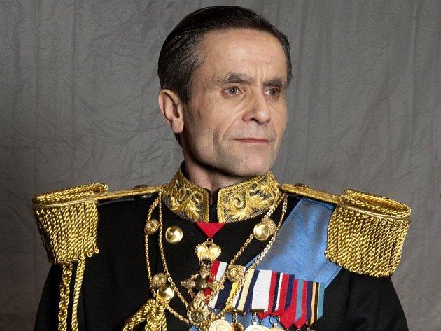 Martin Mejzlík jako anglický král Jiří VI.